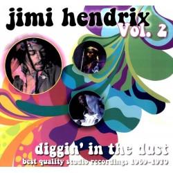 Jimi Hendrix – Diggin' In The Dust Vol. 2 - LP Vinyl