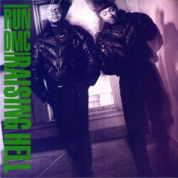 Run DMC ‎– Raising Hell - LP Vinyl