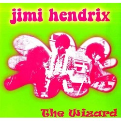 Jimi Hendrix ‎– The Wizard - LP Vinyl