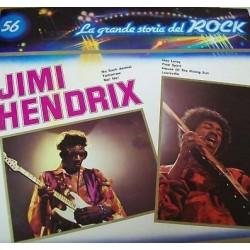 Jimi Hendrix – La Grande Storia Del Rock Vol. 56 - LP Vinyl