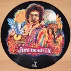 Jimi Hendrix – Jimi Hendrix- LP Vinyl Picture Disc - Promo