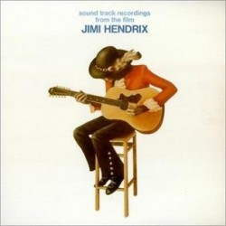 "Jimi Hendrix ‎– Sound Track Recordings From The Film ""Jimi Hendrix"" - Double Vinyl LP"