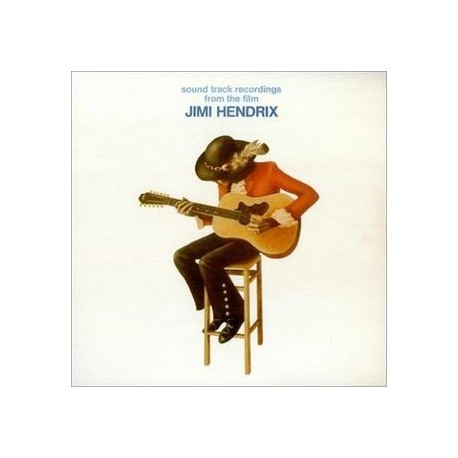 "Jimi Hendrix – Sound Track Recordings From The Film ""Jimi Hendrix"" - Double Vinyl LP"