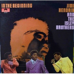 The Isley Brothers & Jimi Hendrix ‎– In The Beginning - LP Vinyl
