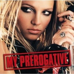Britney Spears ‎– My Prerogative - CD Maxi Single
