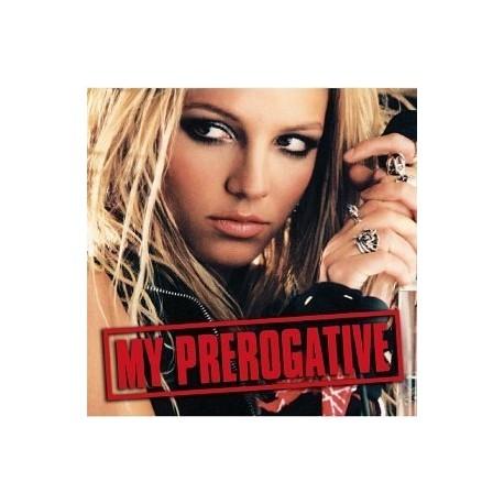 Britney Spears – My Prerogative - CD Maxi Single