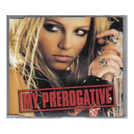Britney Spears – My Prerogative - CD Maxi Single Promo