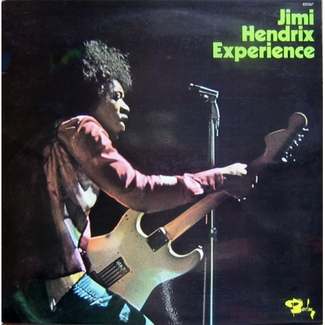 The Jimi Hendrix Experience ‎– Axis Bold As Love - LP Vinyl