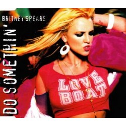 Britney Spears ‎– Do Somethin' - CD Maxi Single