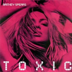 Britney Spears ‎– Toxic - CD Maxi Single Promo