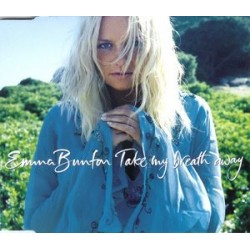 Emma Bunton ‎( Spice Girls ) – Take My Breath Away - CD Maxi Single