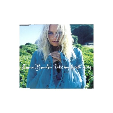 Emma Bunton ( Spice Girls ) – Take My Breath Away - CD Maxi Single