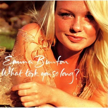 Emma Bunton ( Spice Girls ) – What Took You So Long ? - CD Single