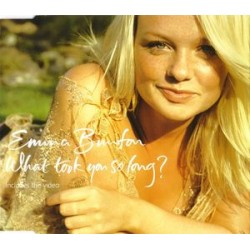 Emma Bunton ( Spice Girls ) ‎– What Took You So Long ? - CD Maxi Single