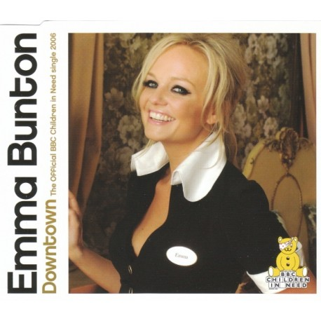 Emma Bunton – Downtown - CD Maxi Single