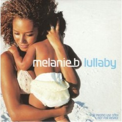 Melanie B ( Spice Girls ) ‎– Lullaby - CD Single Promo