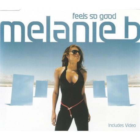 Melanie B ( Spice Girls ) – Feels So Good - CD Maxi Single
