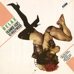 Frankie Goes To Hollywood ‎( FGTH ) – Relax - Maxi Vinyl