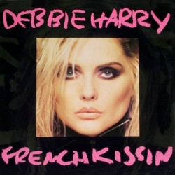 Debbie Harry ( Blondie ) ‎– French Kissin' In The USA - Maxi Vinyl