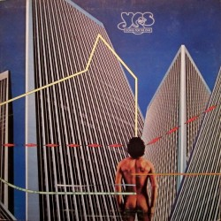 Yes ‎– Going For The One - LP Vinyl