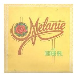 Melanie -  Melanie At Carnegie Hall - Double LP Vinyl