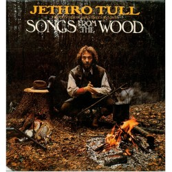 Jethro Tull ‎– Songs From The Wood -LP Vinyl