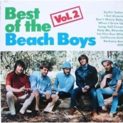 The Beach Boys ‎– The Best Of The Beach Boys Vol. 2 - LP Vinyl