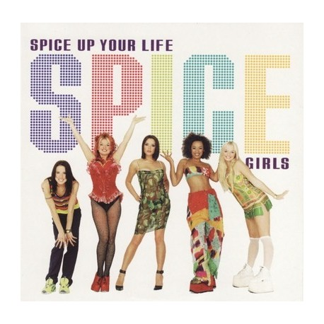 Spice Girls – Spice Up Your Life - CD Single