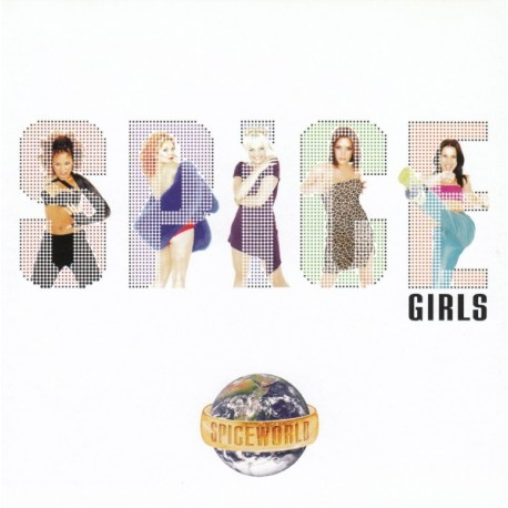 Spice Girls – SpiceWorld - CD Album - No Obi
