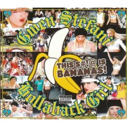 Gwen Stefani ‎– Hollaback Girl - CD Maxi Single