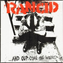 Rancid – And Out Come The Wolves Coloured Red LP