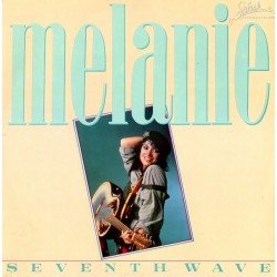 Melanie - Seventh Wave - LP Vinyl Promo