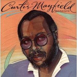 Curtis Mayfield ‎– Honesty - LP Vinyl
