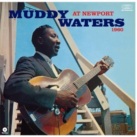 Muddy Waters – Muddy Waters At Newport 1960 - LP Vinyl