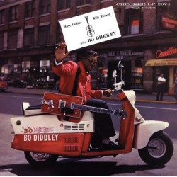 Bo Diddley ‎– Have Guitar, Will Travel - LP Vinyl