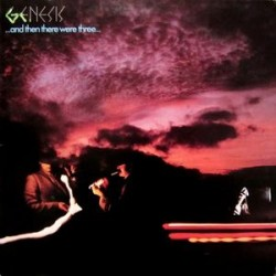 Genesis ‎– ...And Then There Were Three.. - LP Vinyl - Suffix SP