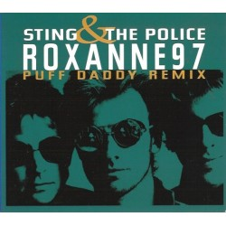 Sting & The Police ‎– Roxanne '97 (Puff Daddy Remix) - CD Maxi Single - Digipak