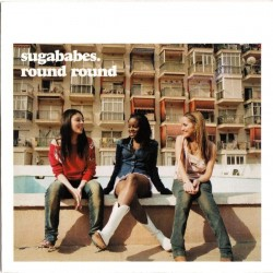 Sugababes ‎– Round Round - CD Single