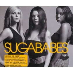 Sugababes ‎– Ugly - CD Maxi Single