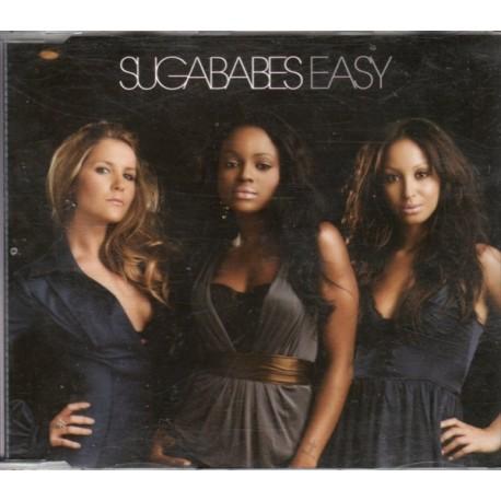 Sugababes – Easy - CD Maxi Single