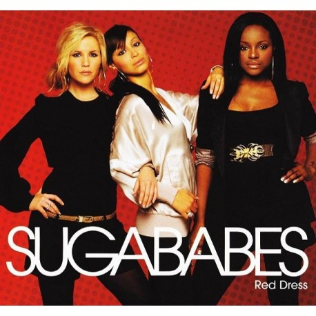 Sugababes ‎– Red Dress - CD Maxi Single Promo