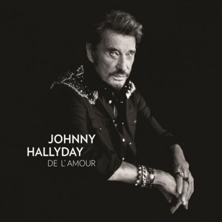 Johnny Hallyday - De l'Amour - LP Vinyl