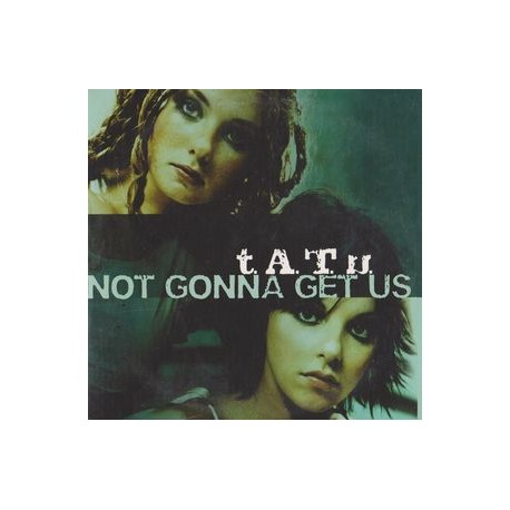 t.A.T.u. – Not Gonna Get Us - CD Single Promo