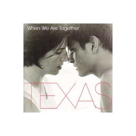 Texas – When We Are Together - CD Single