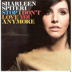 Sharleen Spiteri ( Texas ) ‎– Stop, I Don't Love You Anymore - CD Single Promo