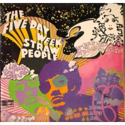 The Five Day Week Straw People - The Five Day Week Straw People - Double LP Vinyl