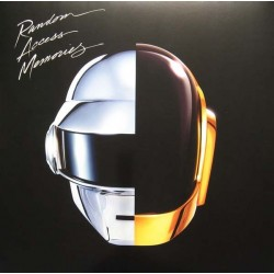 Daft Punk ‎– Random Access Memories - Double LP Vinyl
