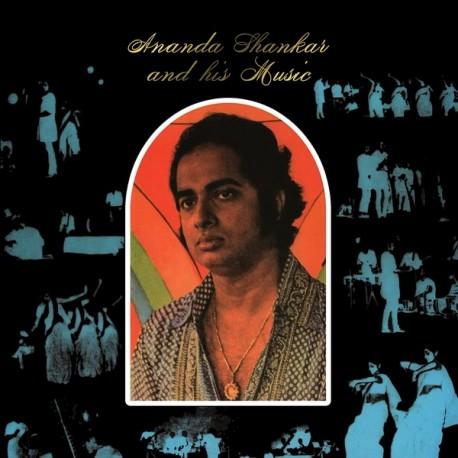 Ananda Shankar – Ananda Shankar And His Music - LP Vinyl