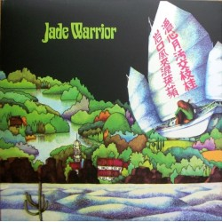 Jade Warrior ‎– Jade Warrior - LP Vinyl