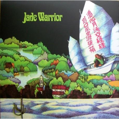 Jade Warrior – Jade Warrior - LP Vinyl